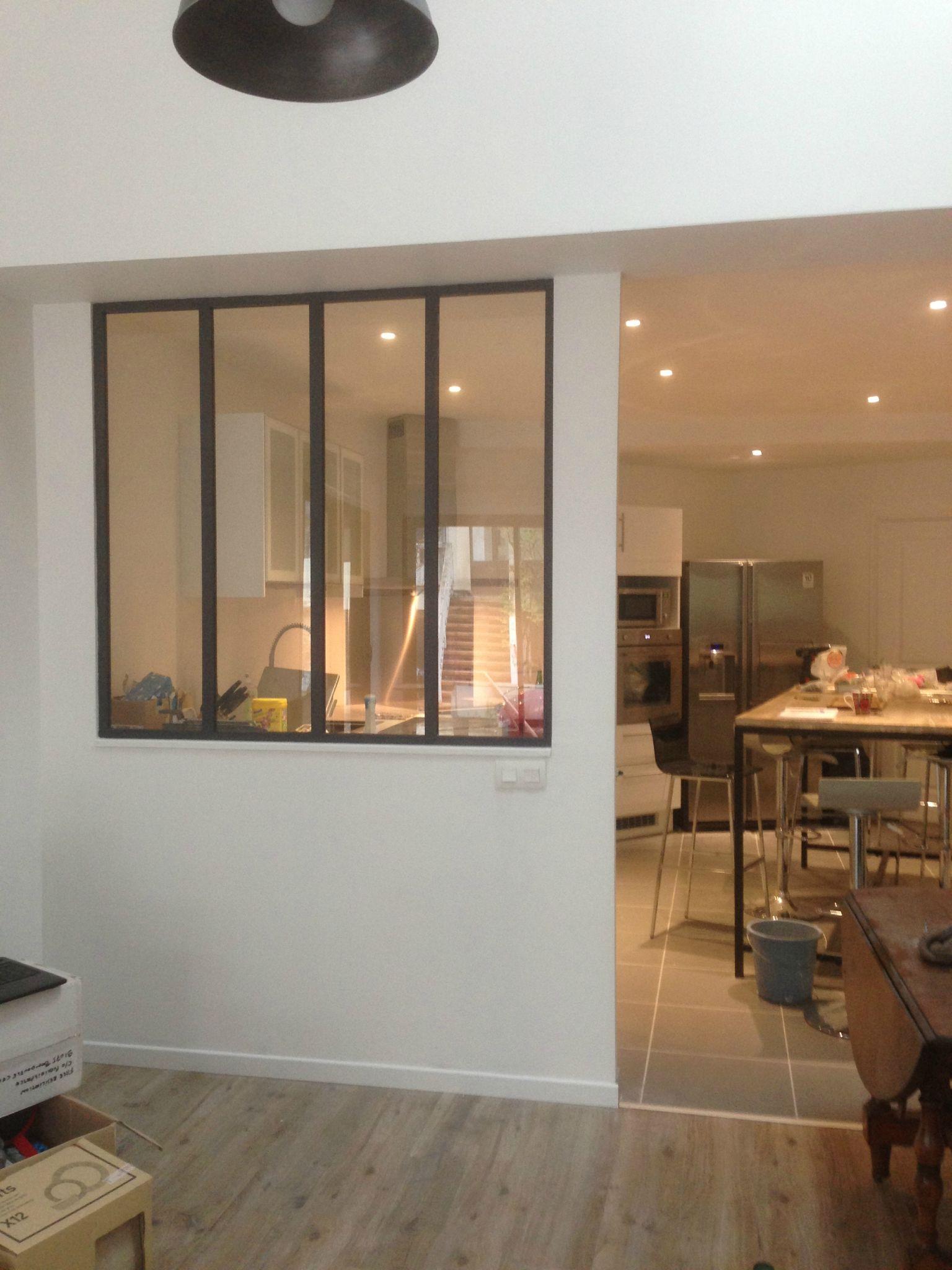 Construire une verri re style atelier sans se ruiner for Cloison amovible style atelier