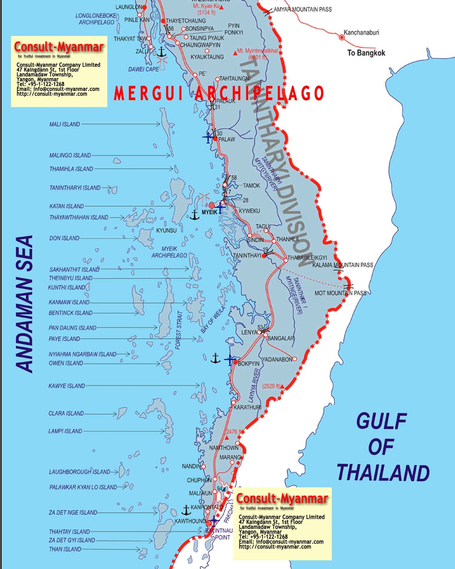 Sailing Holidays in Myanmar's Mergui Archipelago - IntersailClub