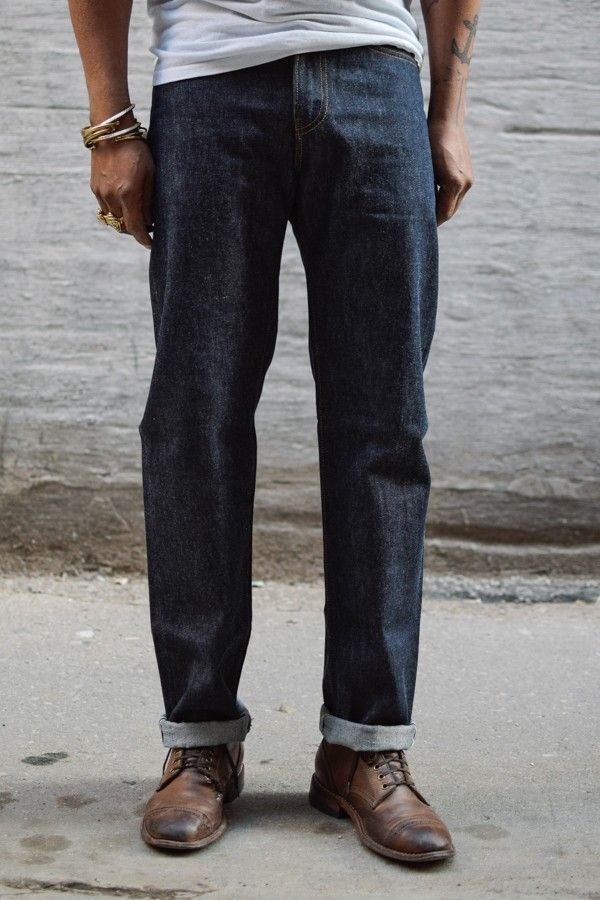 c5213460 Levi's Vintage Clothing 1954 501Z Jeans - New Rinse | cool street ...