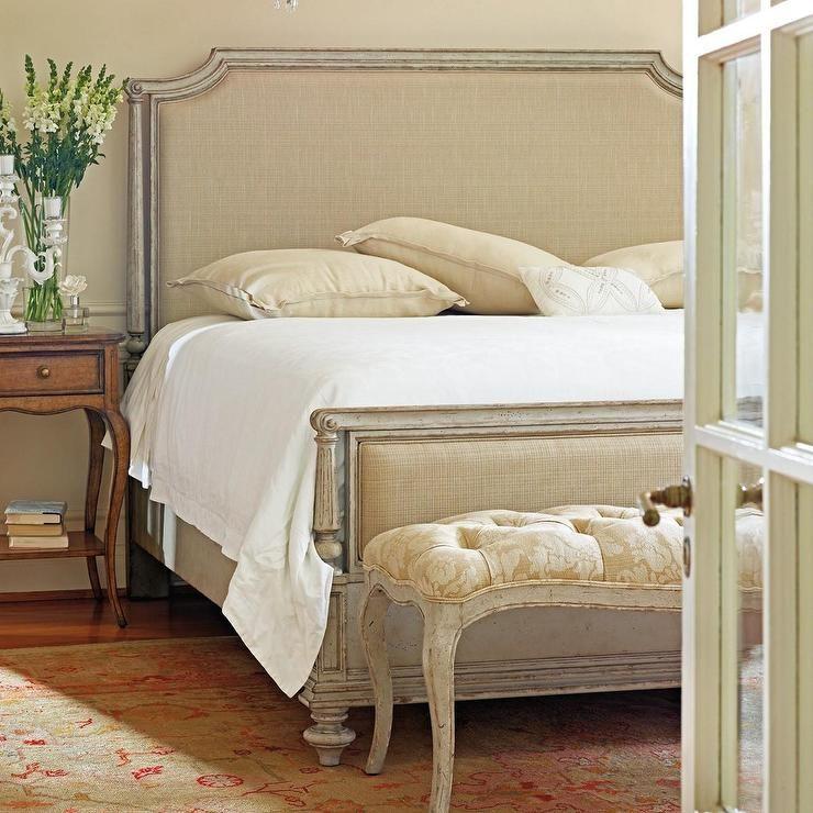 Stanley Furniture Arrondissement Palais Vintage Neutral Bed