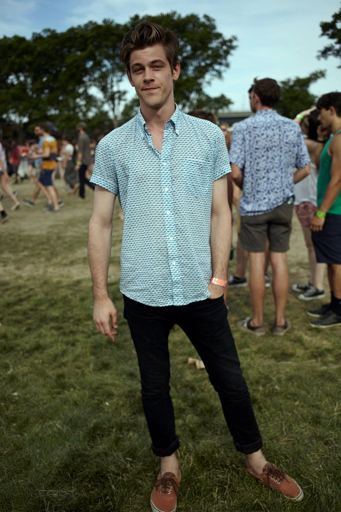 Governors Ball Festival Style | Man style