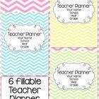 EDITABLE Teacher Planner Binder   FREE Updates #teacherplannerfree