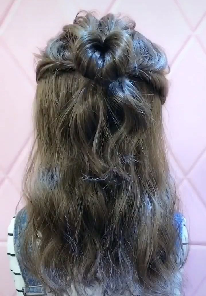 Easy Medium Length Hairstyle Tutorial - Easy Hairstyles 2020