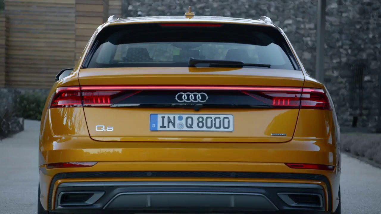 The All New Audi Q8 Jakarta Volkswagen Audi A3 Audi