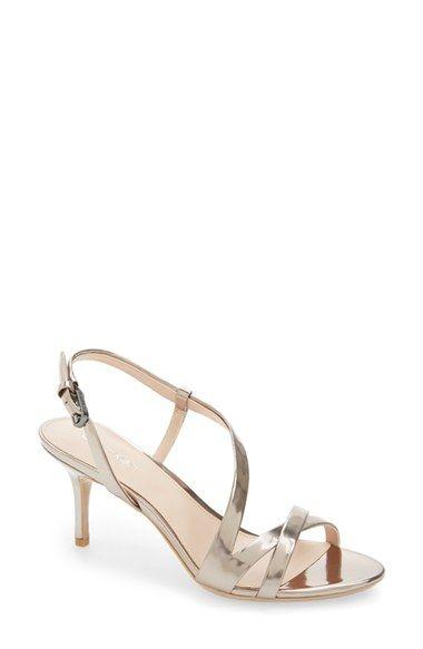 Womens Sandals Calvin Klein Lorren Silver