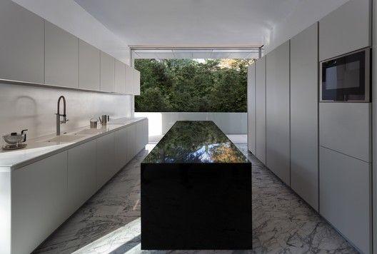 Casa de Aluminio,©  Diego Opazo