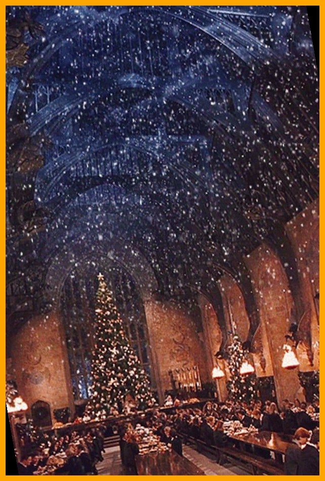 Christmas Dinner In The Great Hall At Hogwarts 2020 Attention, Harry Potter Fans: There Will Be a Christmas Dinner