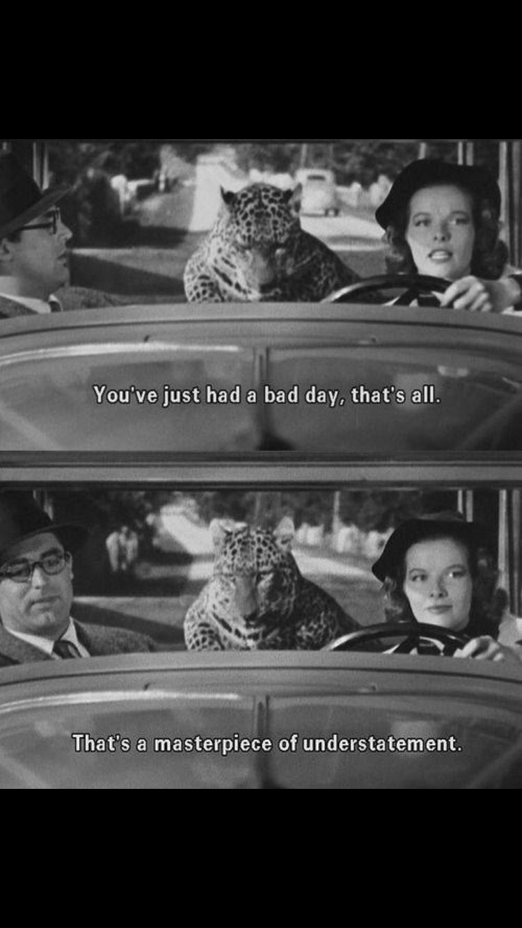 A Laugh From Bringing Up Baby Classic Movie Quotes Old Movies Classic Films