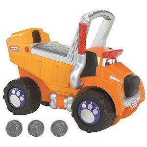 Little Tikes Big Dog Truck Big Dogs Outdoor Toys Ride Ons