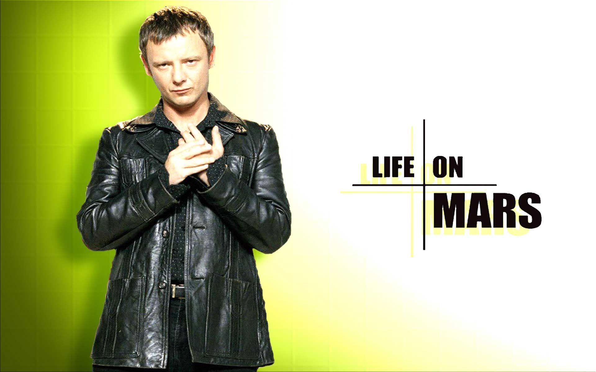 "John Simm ""Life on Mars""  LOVED the BBC original"