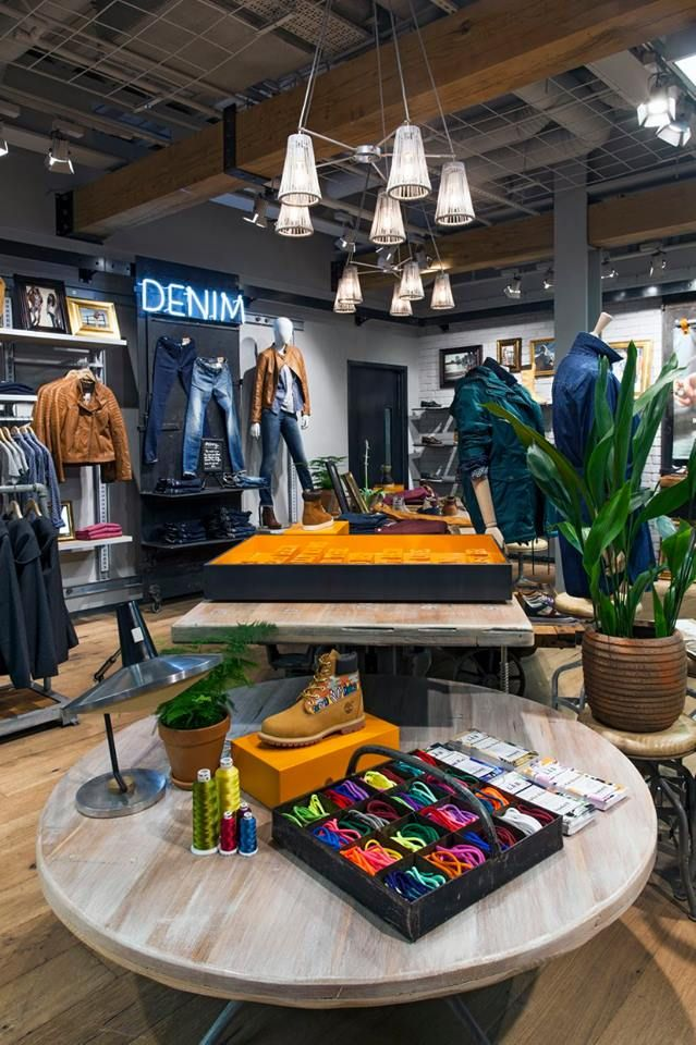 sells quality products new list Timberland store Regent Street by Dalziel and Pow in 2019 ...