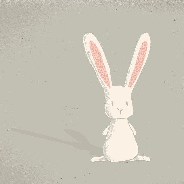 Елене днем, как нарисовать кролика смешного