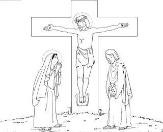 Sgblogosfera Amigos De Jesus Viernes Santo Decoramos Y Aprendemos Imagenes De Viernes Santo Dibujos De Jesus Viernes Santos