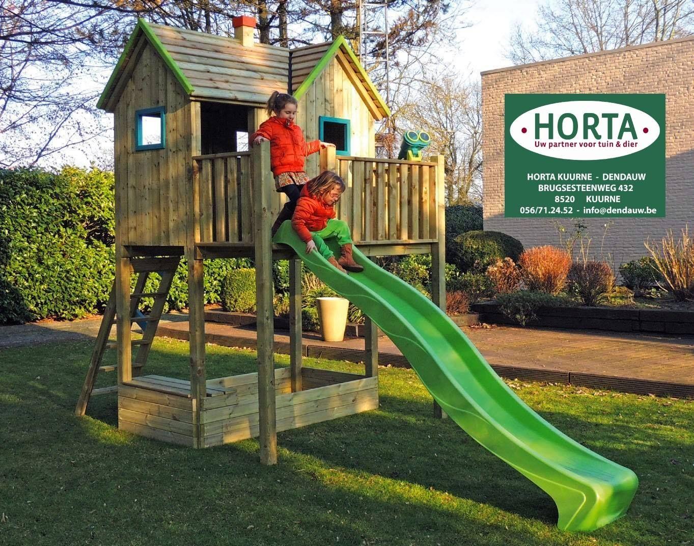 Maak van je  #tuin  een  #kinderparadijs    met #veilige  #houten  #speeltuigen Niets is leuker voor je #kinderen dan urenlang in ...