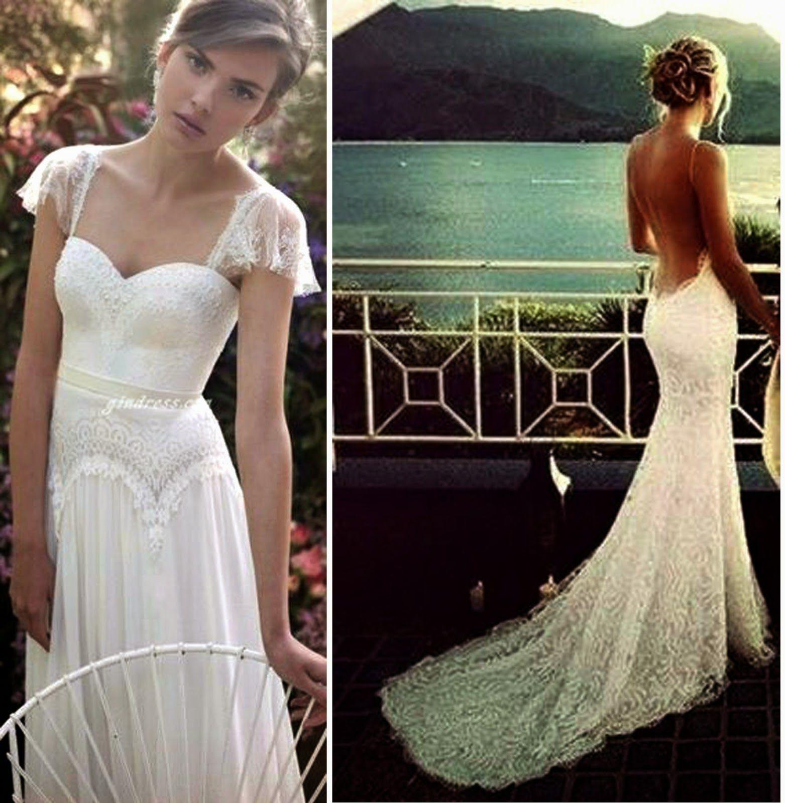 summer beach wedding dress ideas