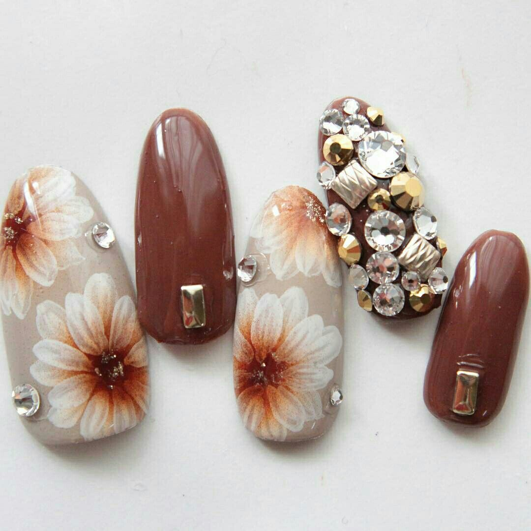 Like all but jeweled | Nails | Pinterest | Jewel, Manicure and Nail nail