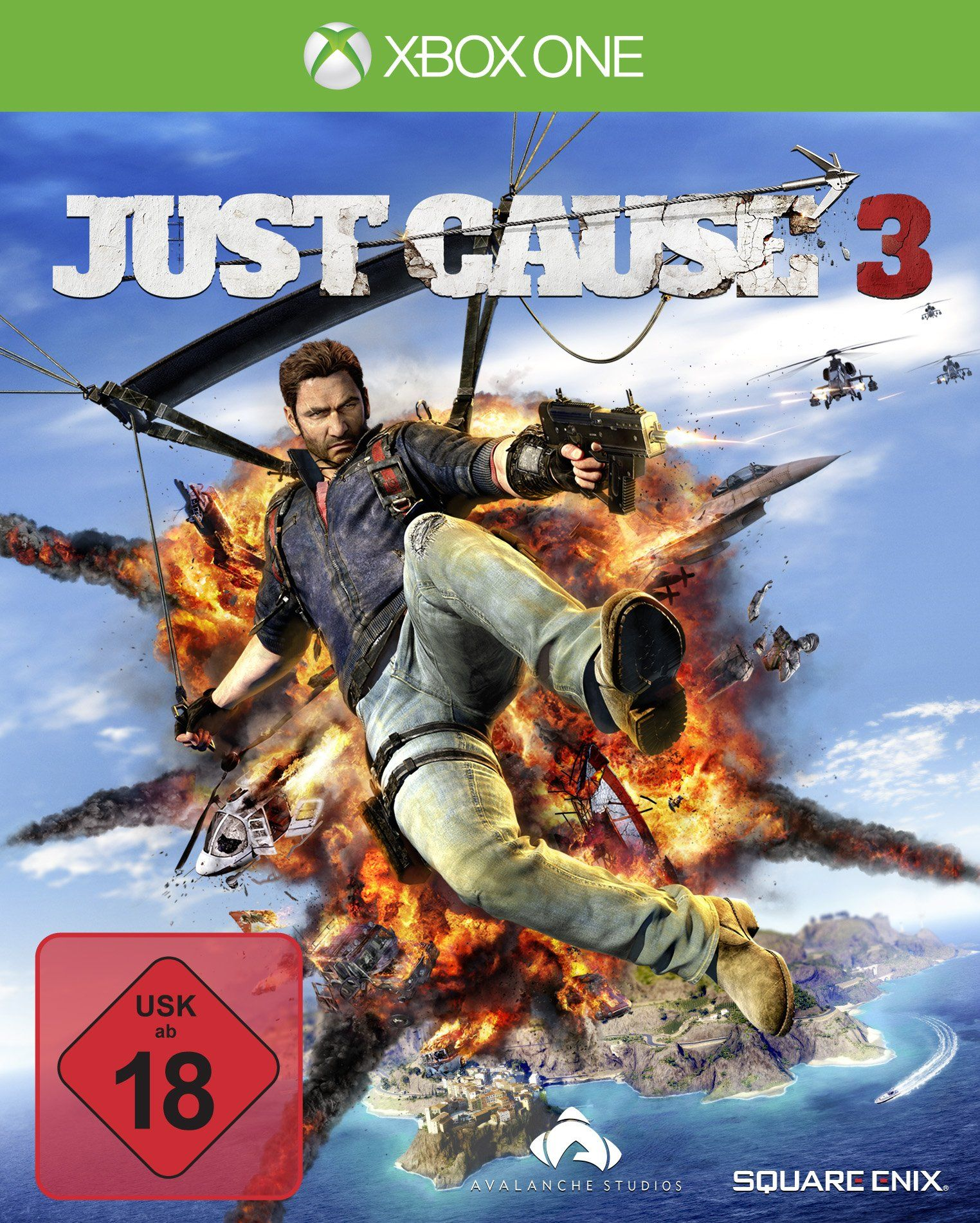 Welcome to the Just Cause 3 Game Discussion - Microsoft ...
