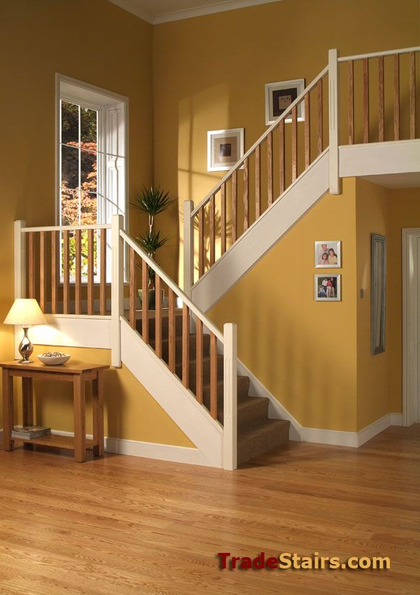 stairs double winder google search stairs stair. Black Bedroom Furniture Sets. Home Design Ideas