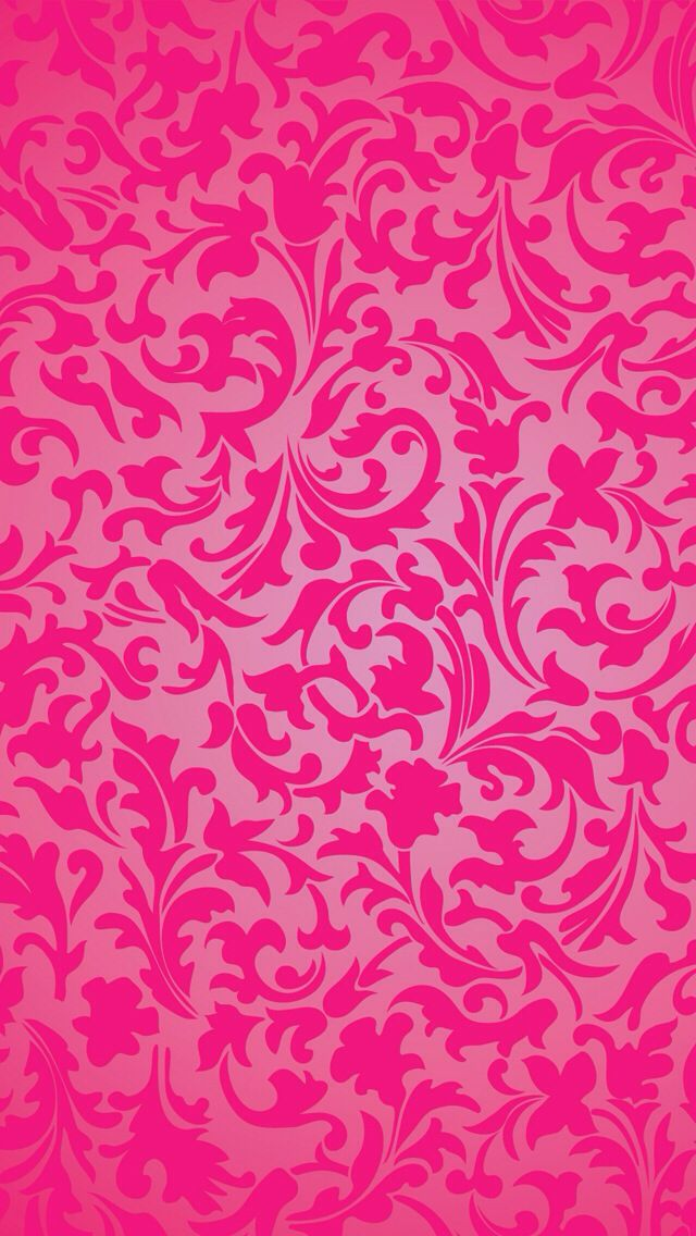 Pattern Wallpaper Backgrounds Pink For Iphone Walls