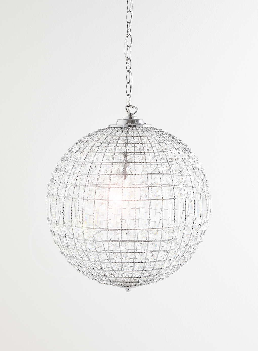 Ursula Large Crystal Ball Pendant Light - BHS | Home | Pinterest ...