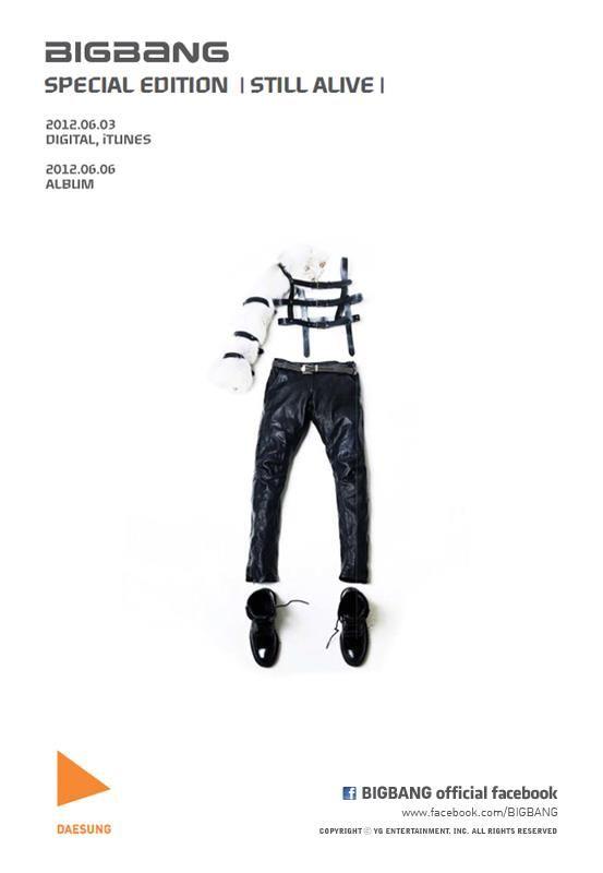 Daesung SPECIAL EDITION | STILL ALIVE
