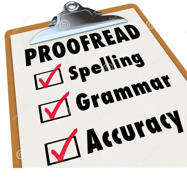 proofread or edit your resume or cover letter by unemployhelp - resume proofreading
