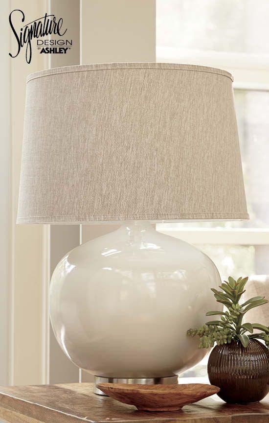 Savita Table Lamp   Ashley Furniture