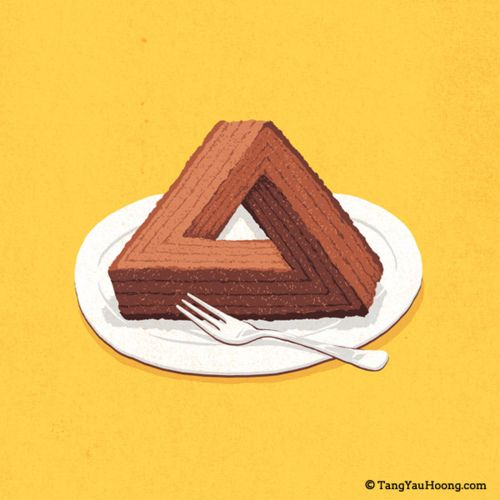 Impossibly Delicious by Tang Yau Hoong
