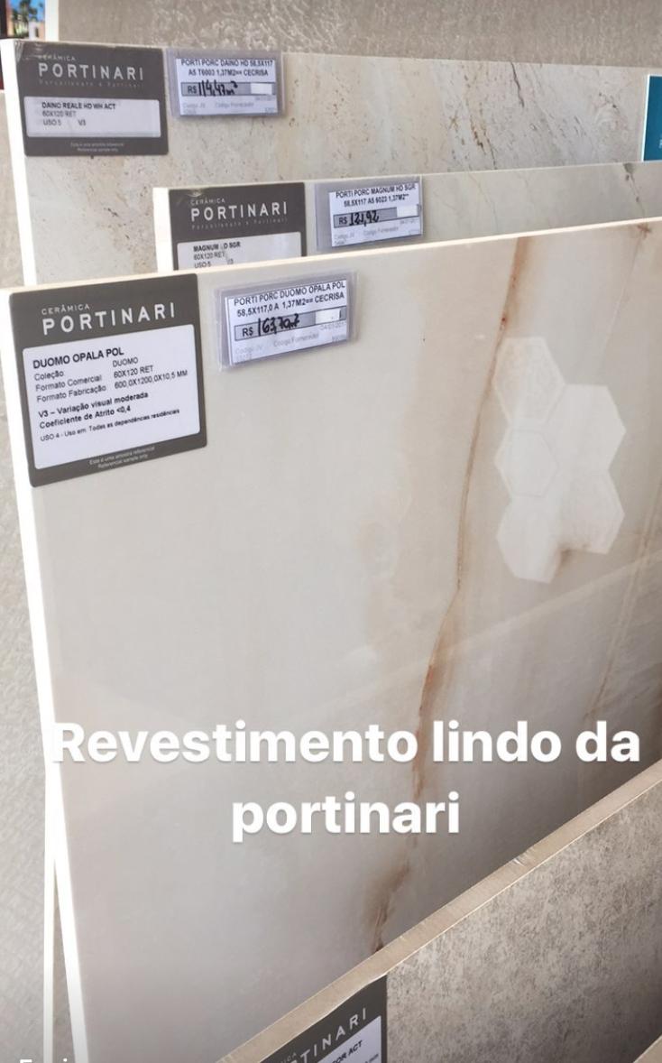 Porcelanato Duomo Opala - 60x120 - Portinari