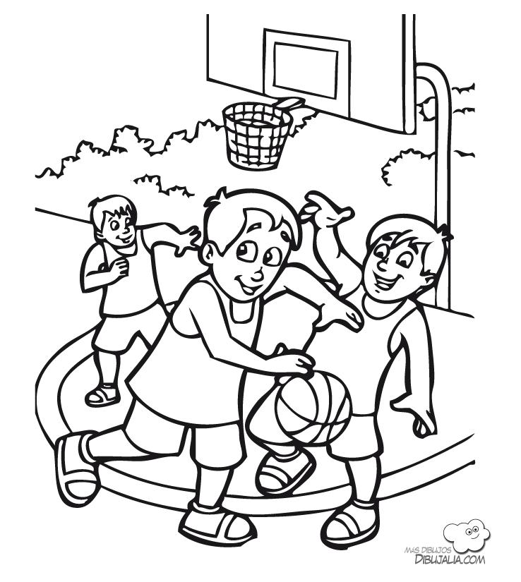 Resultat d\'imatges de dibuixos basquet | Bàsquet