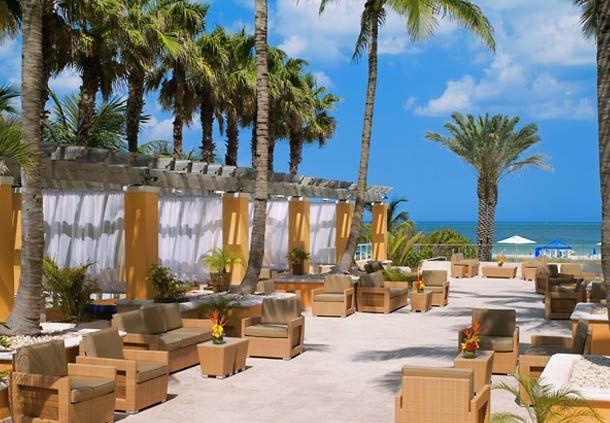 Disfruta Del Sol De Miami En La Terraza Del Marriott Stanton