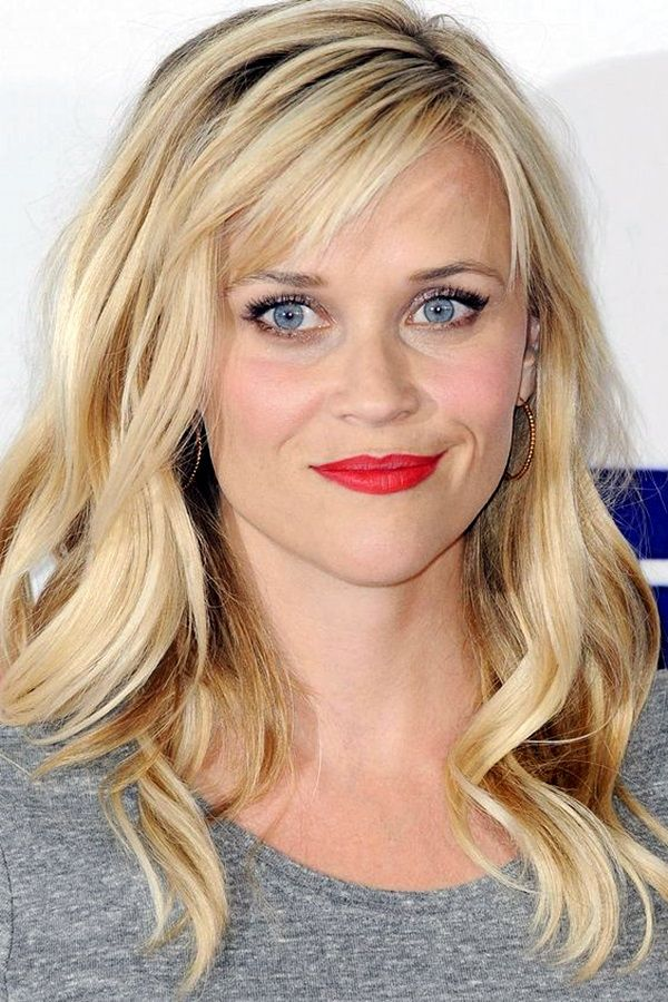 45 Hairstyles for Round Faces to Make it Look Slimmer - Latest Fashion Trends