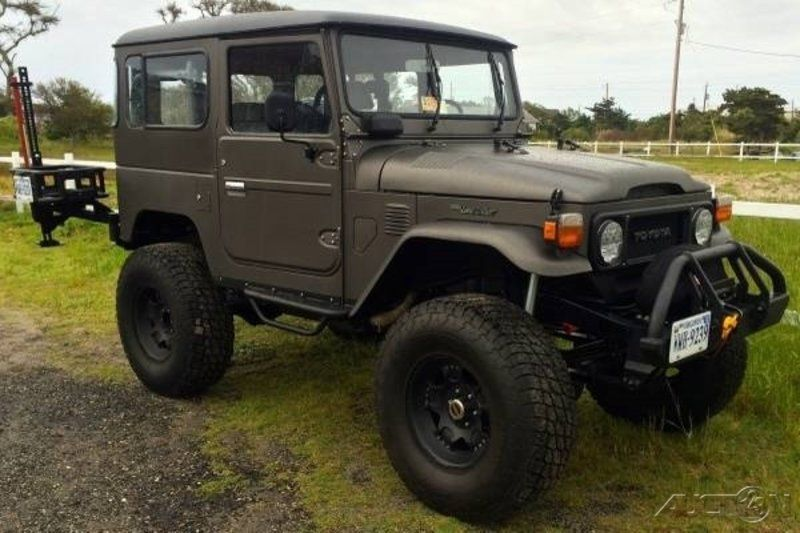 Toyota Fj40 For Sale >> 1980 Toyota Fj40 For Sale In Leesburg Virginia Old Car Online