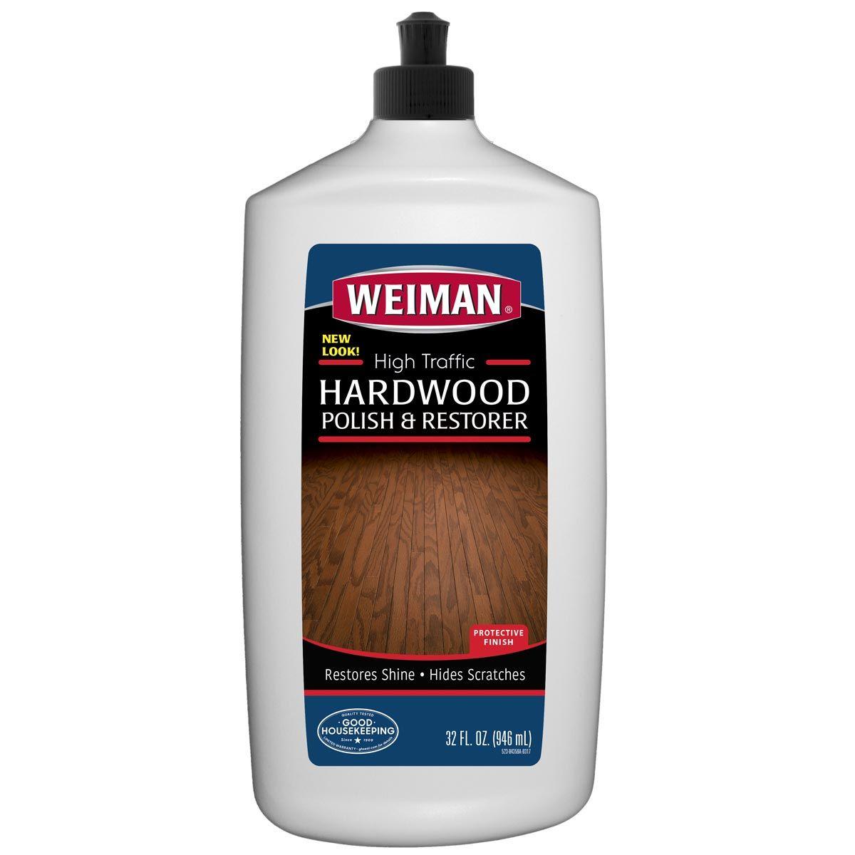 Hardwood Floor High Traffic Polish & Restorer Wood floor