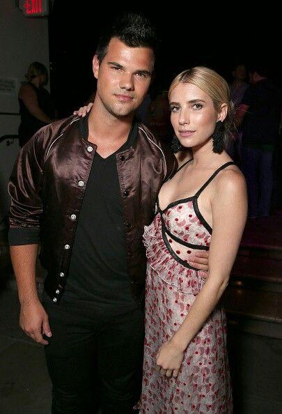 Emma roberts taylor lautner dating