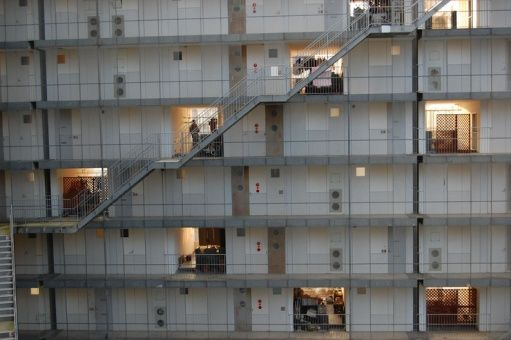 Kitagata Housing Project Sanaa