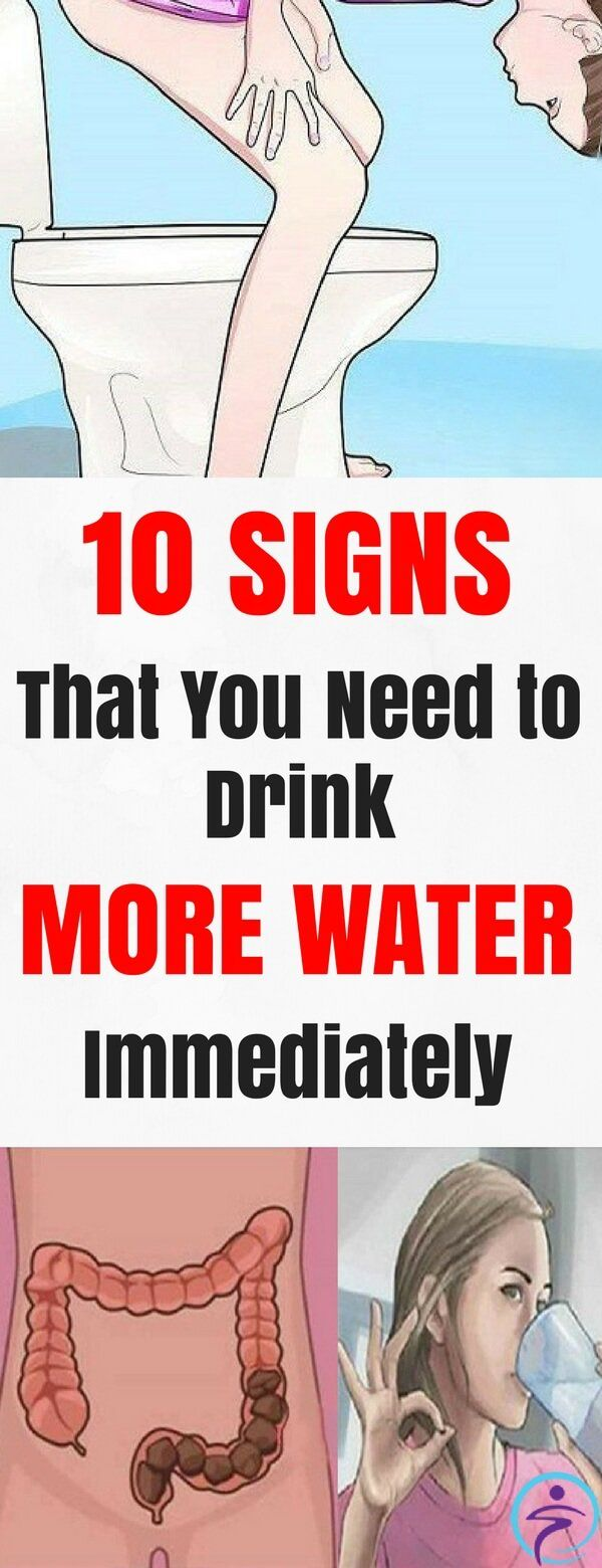 10 Signs That You Need To Drink More Water Immediately Drink More Water Health Routine Health Disease