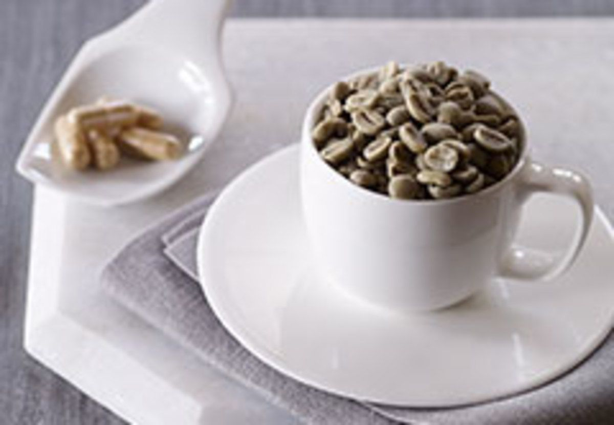 Green Coffee Extract Side Effects green coffee beans