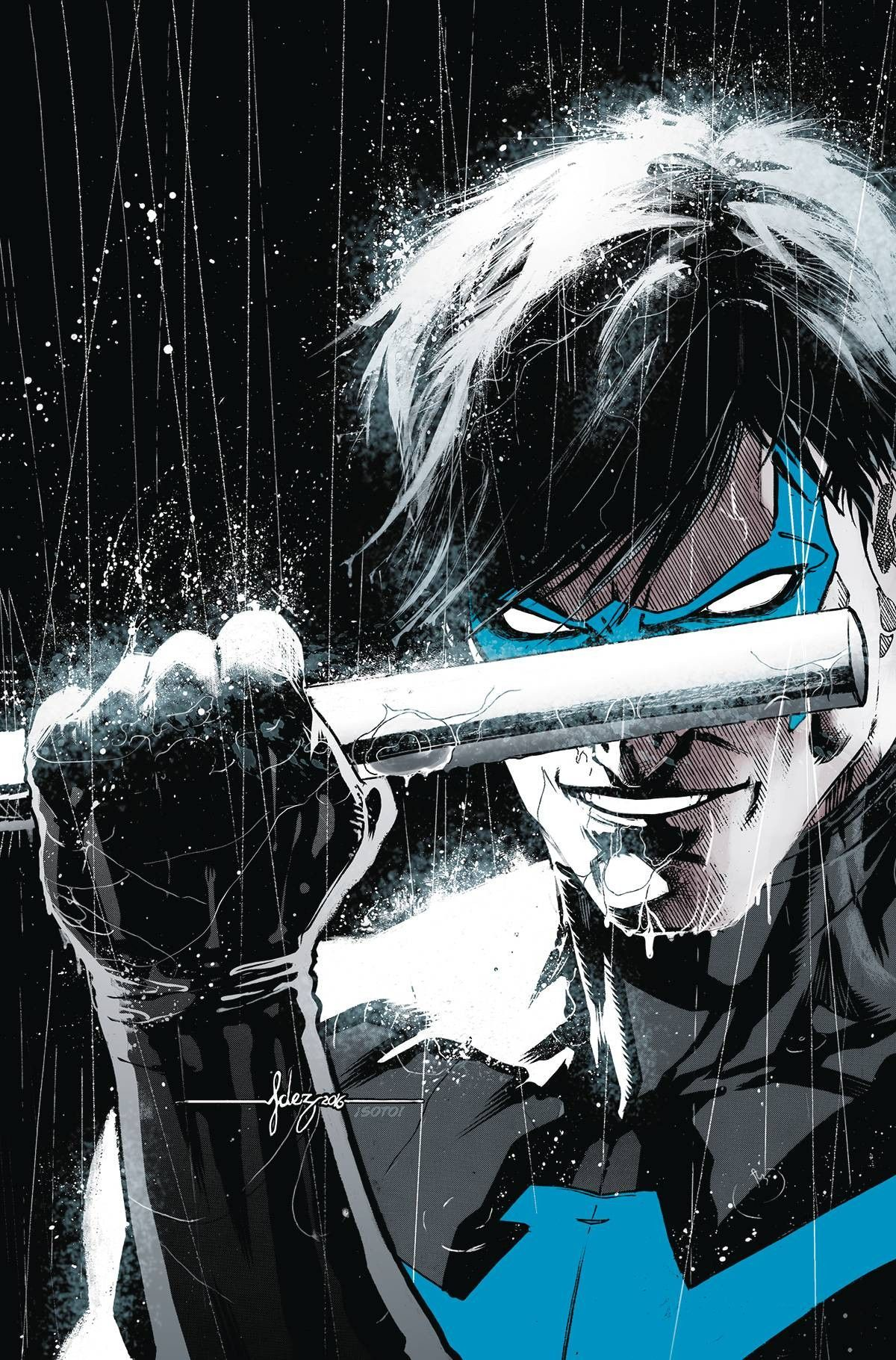 DC COMICS (W) Tim Seeley (A) Yanick Paquette (CA) Javi Fernandez He's been Robin, Batman, a spy, a ghost. Now, Dick Grayson returns to Gotham City to reclaim the life that was taken from him. But when