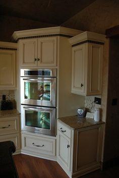 Lglimitlessdesign Contest Corner Oven Microwave Google Search