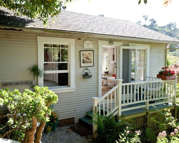 Beth S 365 Sq Ft Cozy Small Cottage In California Tiny