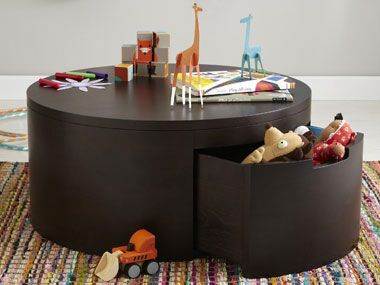 The Tot Spots Kids Play Table Play Table Kid Friendly Coffee Table