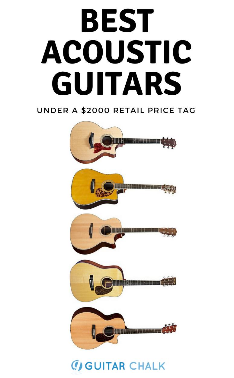 Outstanding Acoustic Guitars Under 2000 Top 3 Picks Guitar Chalk Best Acoustic Guitar Acoustic Guitar Lessons Guitar Songs