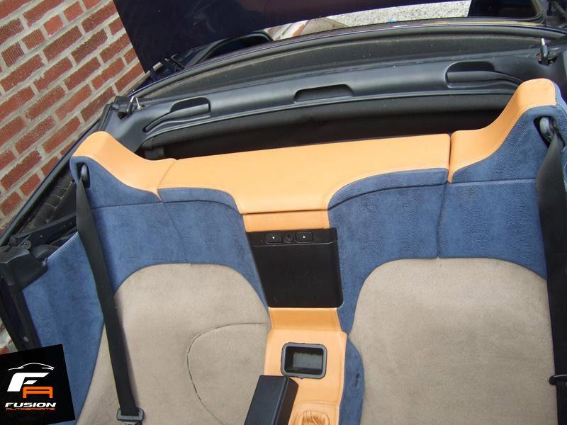 Bmw Z3 Custom 2 Tone Interior By Fusion Autosports Custom Cars In Woodbridge Nj 732 333 6161 Bmw Z3 Custom Cars Bmw