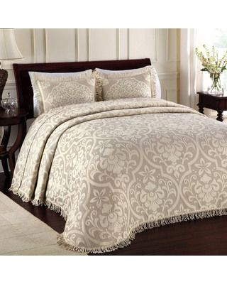 Master Plan Patriotic wreath Bed spreads, Quilted