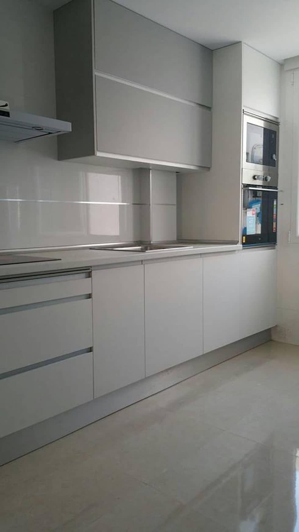 af0bacda968b Cucina minimal   Home sweet Home nel 2019   Cucine, Cucine piccole e ...