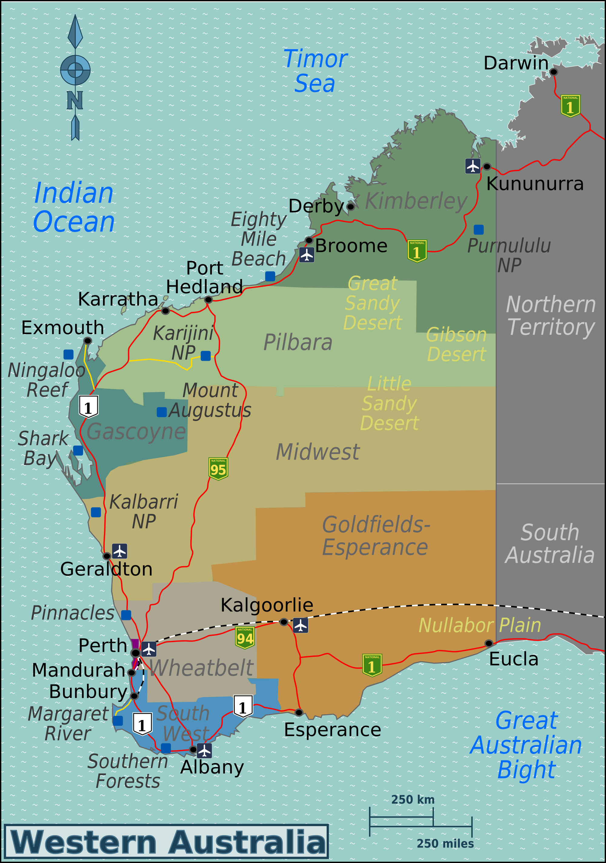 western australia travel guide tips guide