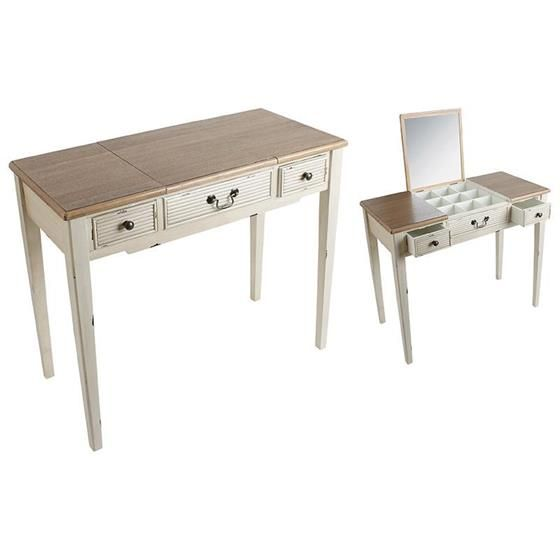 Nice #country style wooden dressing desk  www.inart.com