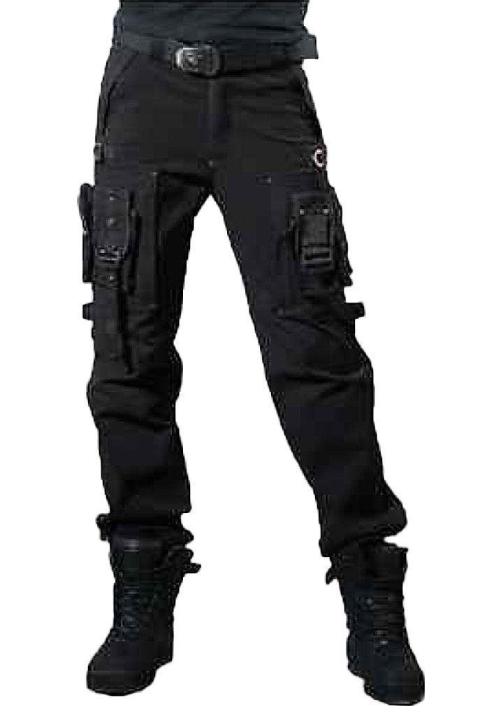 eac4ad88838c7 [Womens Combat Pants Cargo Camo Casual Camouflage Long Outdoor Trousers]