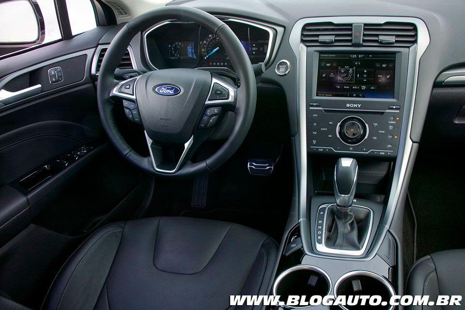 Exceptional Ford Fusion   Novo Ford Fusion 2.5 Flex 2014 Chega Ao Brasil Em Março